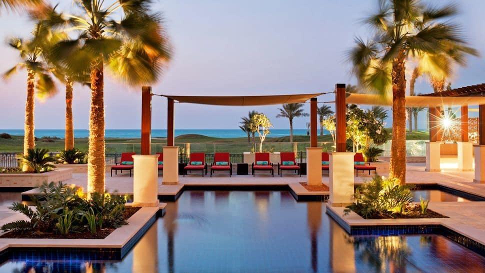 The St Regis Saadiyat Island Resort In Abu Dhabi