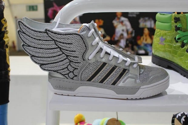 wholesale dealer 5f59a dc3ef adidas Originals by Jeremy Scott Fall Winter 2012 Collection