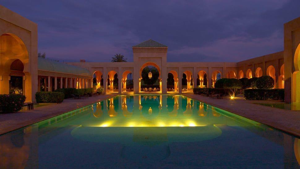 Amanjena Hotel Marrakech