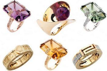 Atelier Versace jewelry line 1