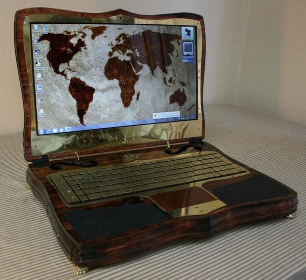 Datamancer Victorian Laptop