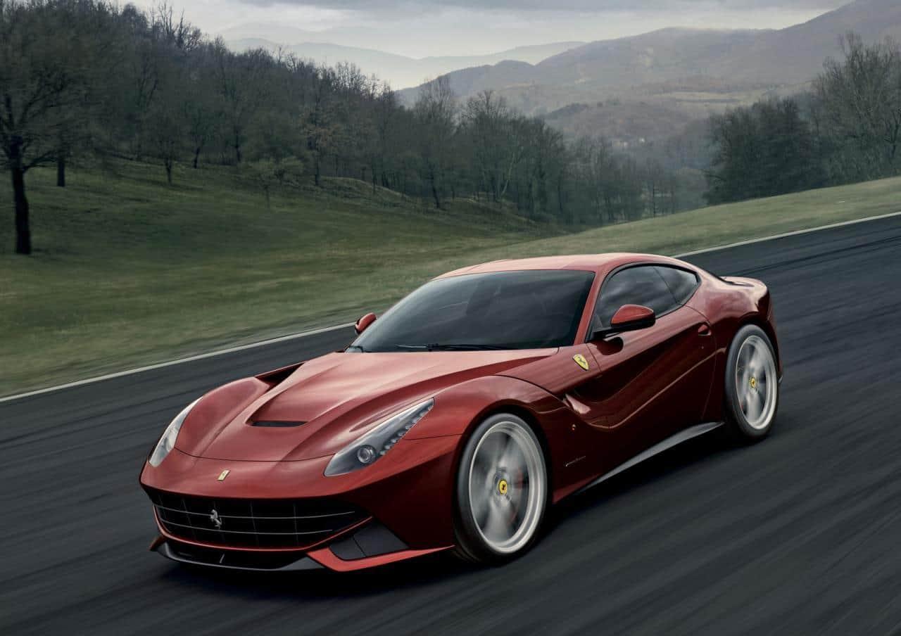 Ferrari F12 Berlinetta Pricing Starts At 274 000