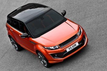 Range Rover Evoque Kahn Design 1
