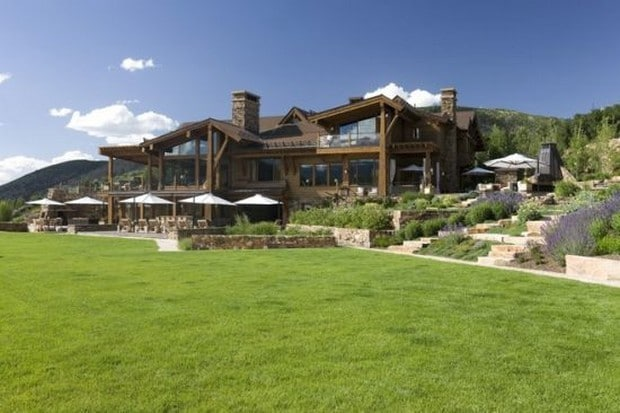 snowmass estate in colorado on sale for 75 million