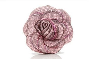 American Beauty Rose Clutch by Judith Leiber 2