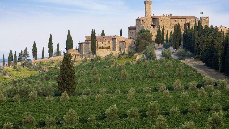 Castello Banfi Il Borgo 2