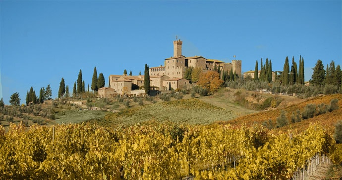 Castello Banfi Il Borgo 6