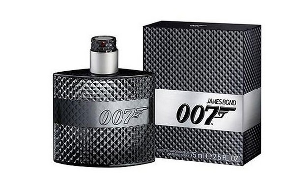 Smell Like Agent 007 with the James Bond 007 Fragrance