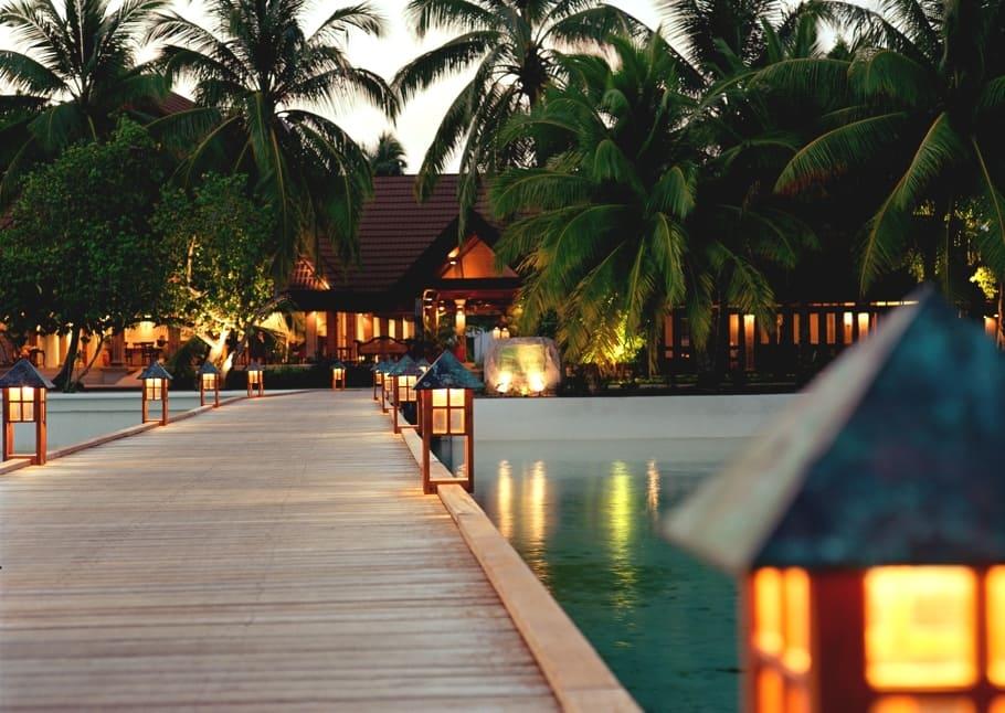 The Breathtaking Kurumba Maldives Resort