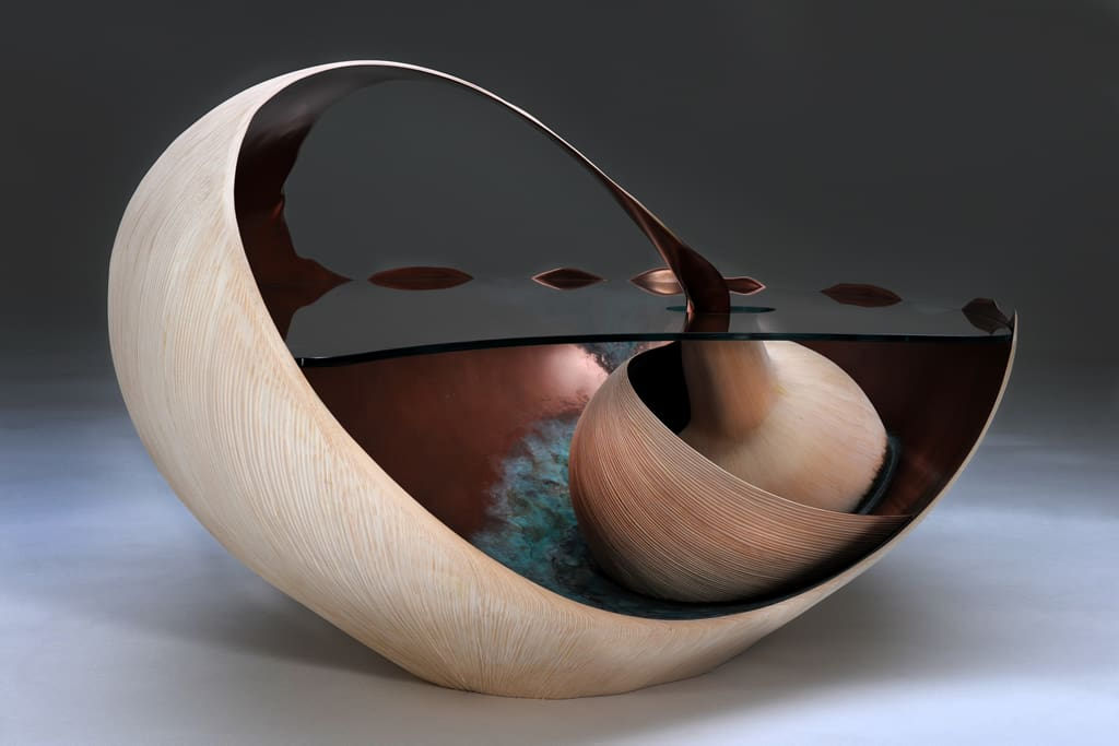 Bon Amazing Furniture By Marc Fish: Mollusque And Nautilus II