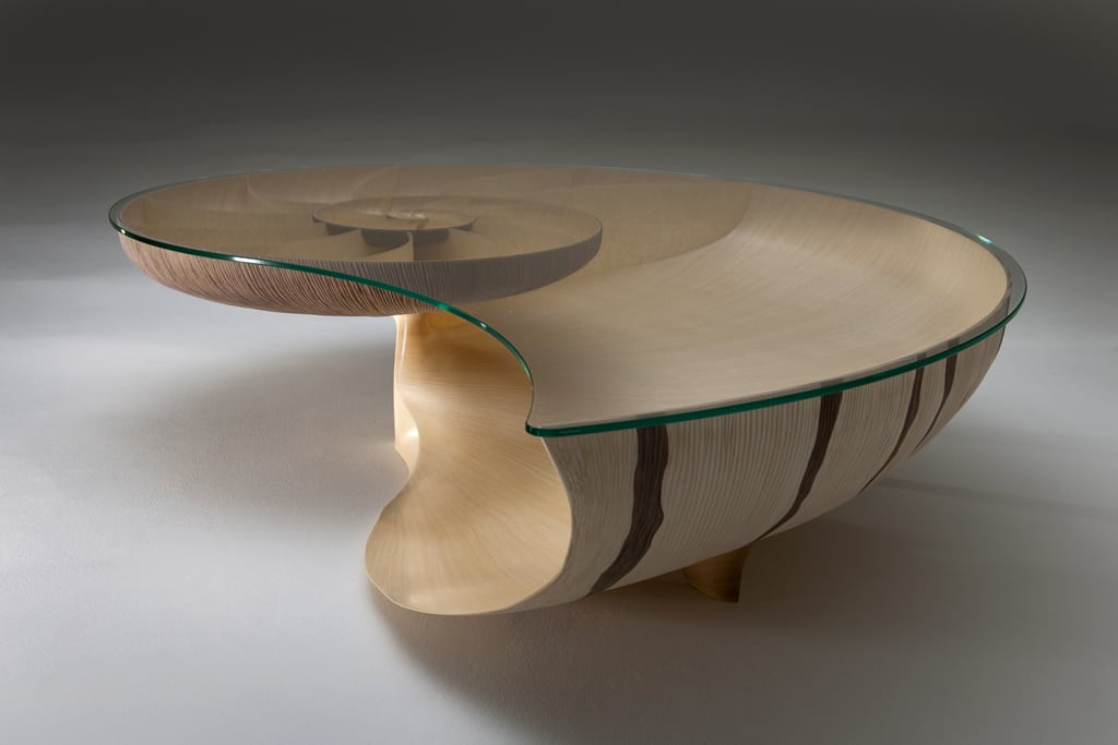 Amazing Furniture By Marc Fish Mollusque And Nautilus Ii