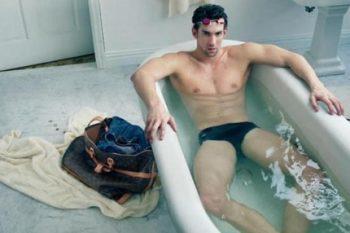 Michael Phelps Louis Vuitton 1