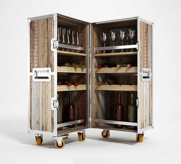 The Roadie Mini Bar Designed By The Eco Chic Boutique Tree