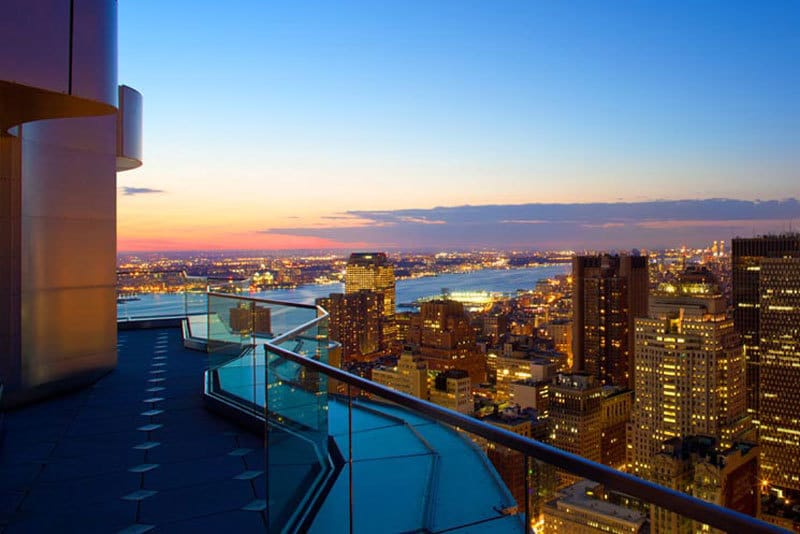 Rent The Tallest Us New York Penthouse For 60k Per Month