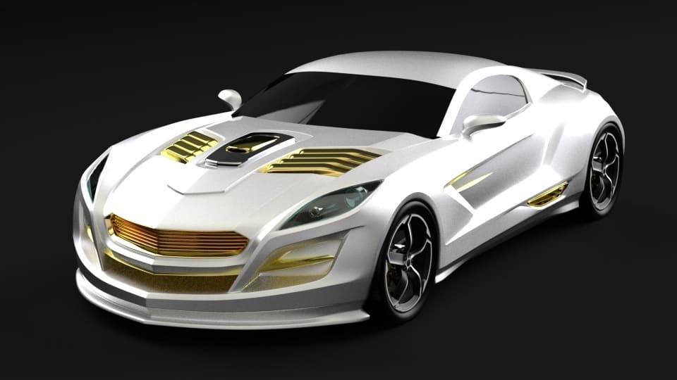 Gray Design's Zeus Twelve makes luxury cars for the super rich