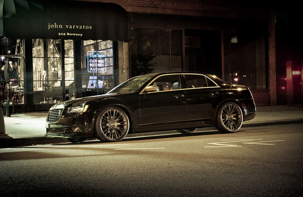 2013 Chrysler 300c John Varvatos Limited And Luxury Editions