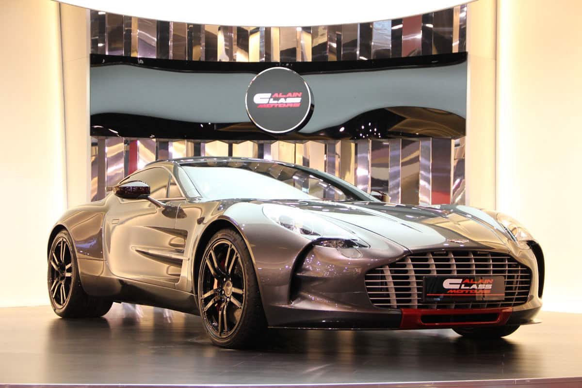 Aston Martin One-77 For Sale >> Aston Martin One 77 Q Series For Sale In Dubai For 3m