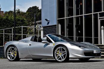 Ferrari 458 Spider by Kahn Design 1