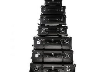 Globe-Trotter Mr. A Luggage Collection 1