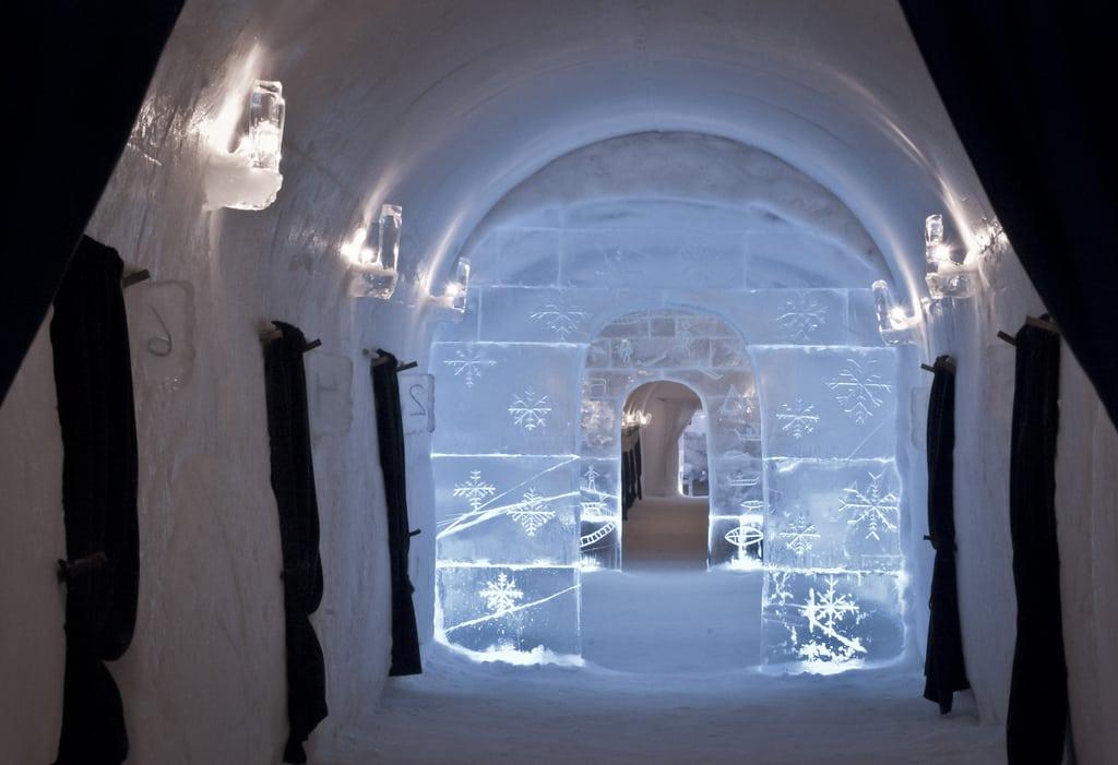 Ice Hotel Sorrisniva, Alta Norway