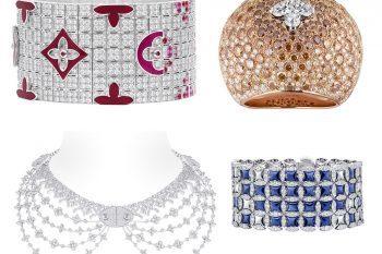 Louis Vuitton Voyage dans le temps jewelry collection 1
