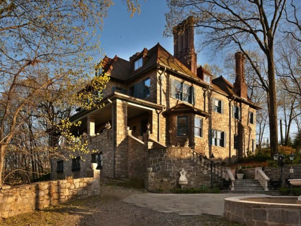 The chapel hill mansion in riverdale new york for sale for Nyc mansions for sale