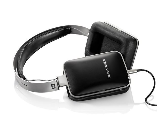 Harman kardon bt bluetooth wireless headphones for Mercedes benz wireless headphones