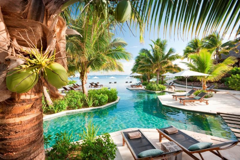 Tropical Islands resort has beaches, lagoons and even a