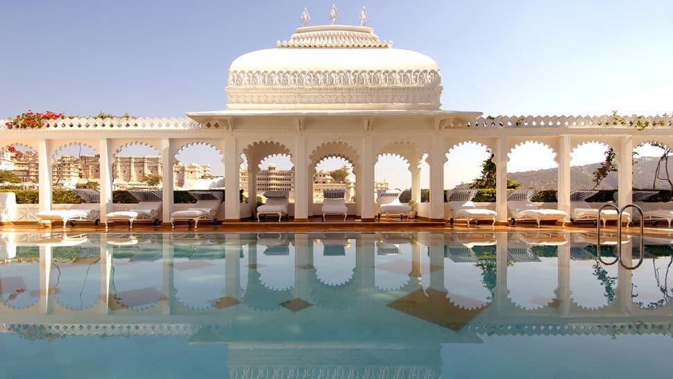 Taj Lake Palace in Udaipur 7