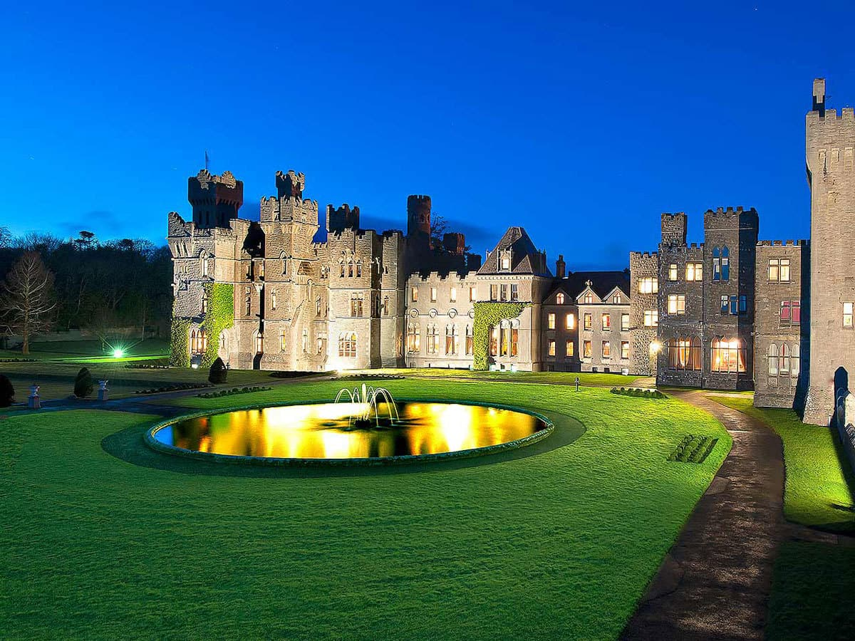 ... Irish Hotel Ashford Castle On Sale At Half Price. The ...