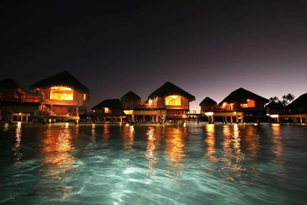 Le Taha A Island Resort Spa French Polynesia