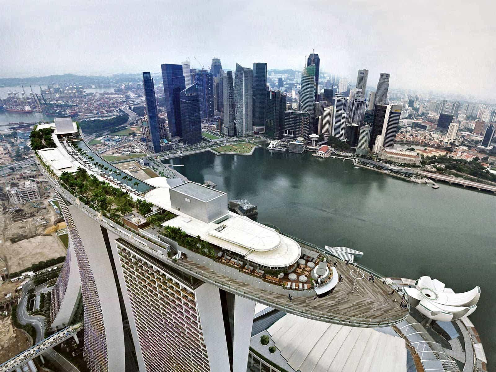 Marina Bay Sands Hotel 3