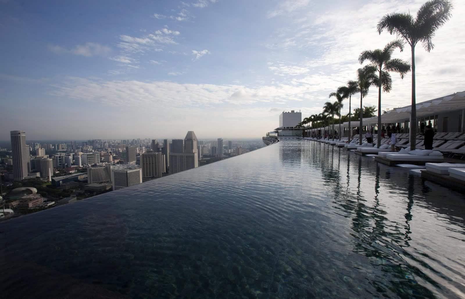 Marina Bay Sands Hotel 5
