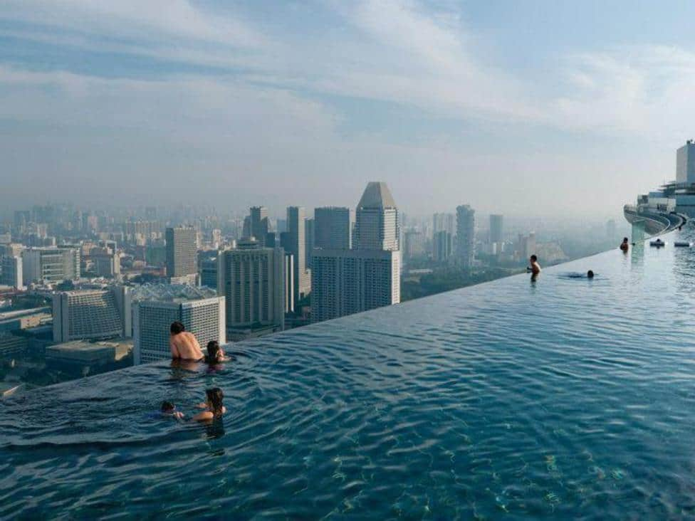 Marina Bay Sands Hotel 8