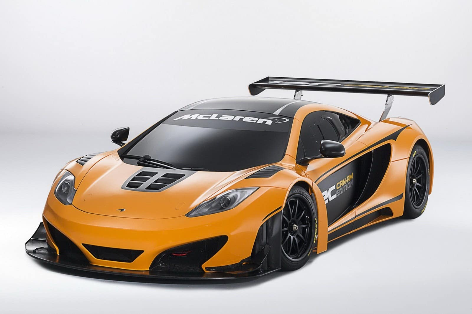 the mclaren mp4 12c can am limited edition. Black Bedroom Furniture Sets. Home Design Ideas