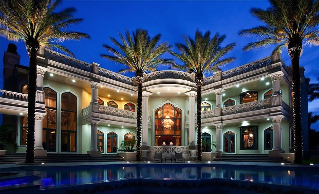 The Stunning Palazzo Di Mare In Florida Is Up For Sale