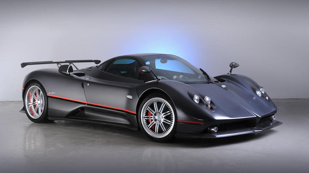 Rare Pagani Zonda C12 Up For Auction At Bonhams