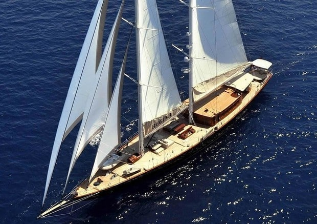 Regina Yacht From James Bond S Skyfall For Sale At 14 2m