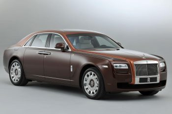 Rolls Royce Ghost One Thousand and One Nights 1