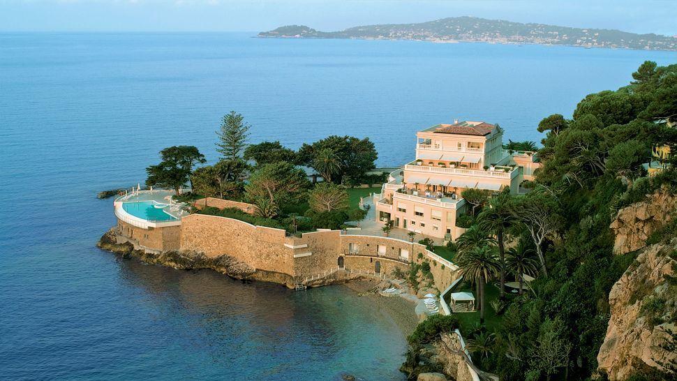 Cap De Ferrat Hotels