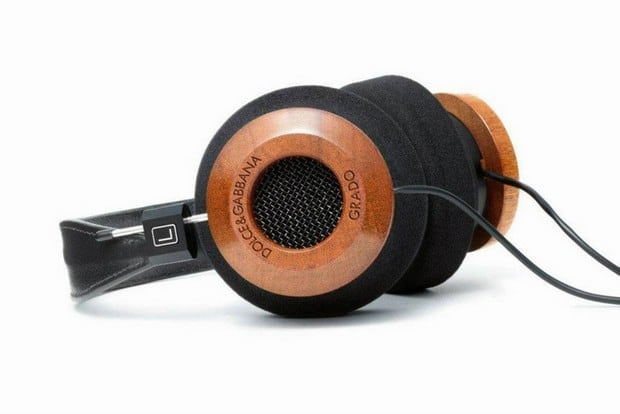Dolce & Gabbana Headphones by Grado – DS2012