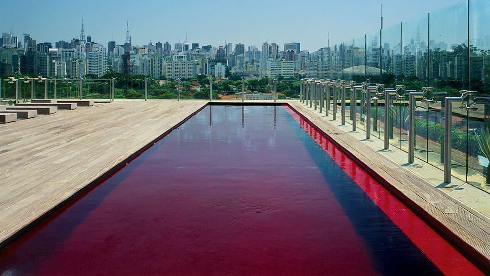 Hotel Unique in Sao Paulo 3