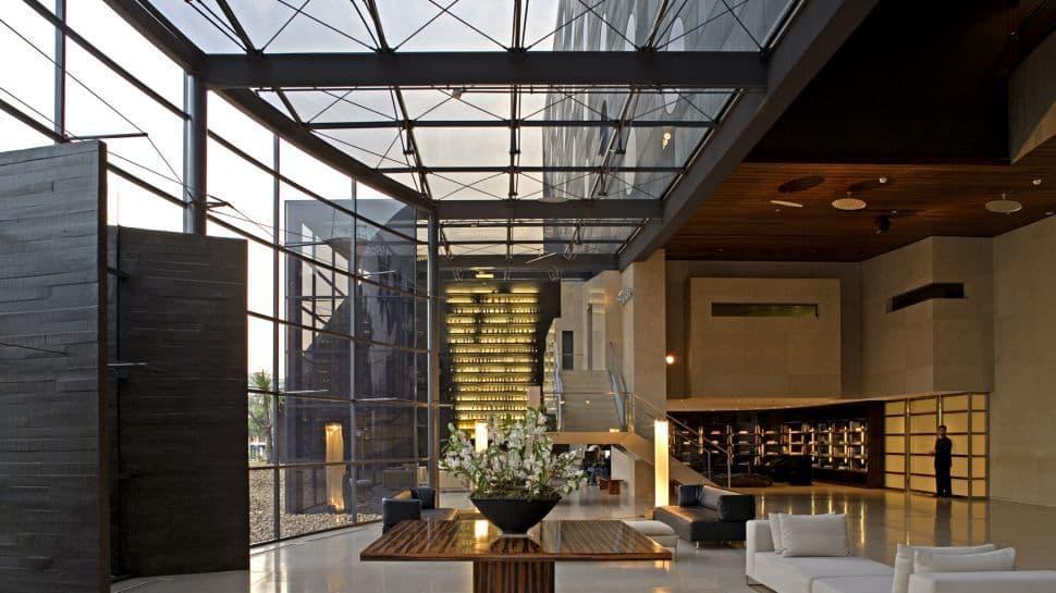 Hotel Unique in Sao Paulo 8