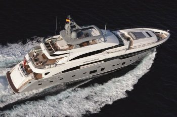 Imperial Princess Superyacht 1