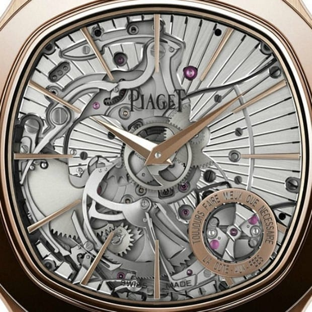 Piaget Emperador Coussin XL Ultra-Thin Minute Repeater 2