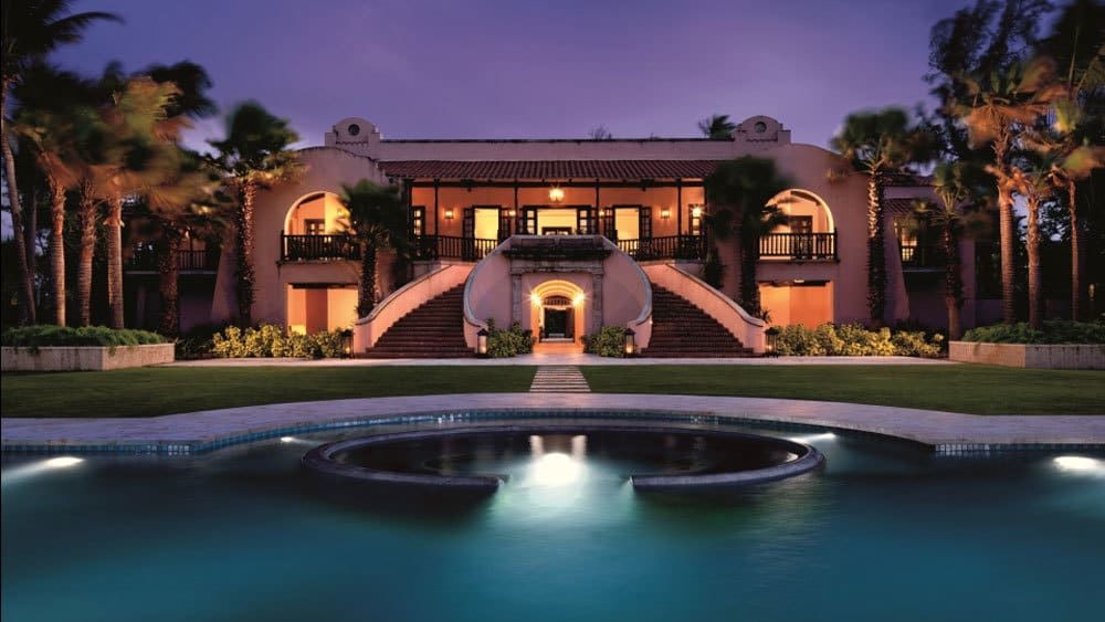 The ritz carlton reserve dorado beach hotel in puerto rico for 5 paws hotel and salon puerto rico