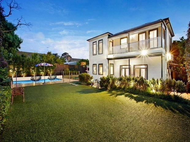 Victorian Residence In Melbourne Australia Up For Sale