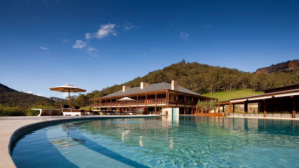 The Wolgan Valley Resort In New South Wales Australia