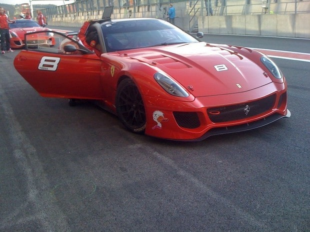 2010 Ferrari 599xx Up For Sale At 1 250 000 Eur