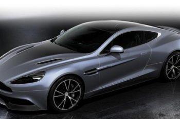 Aston Martin Centenary Edition Vanquish 1